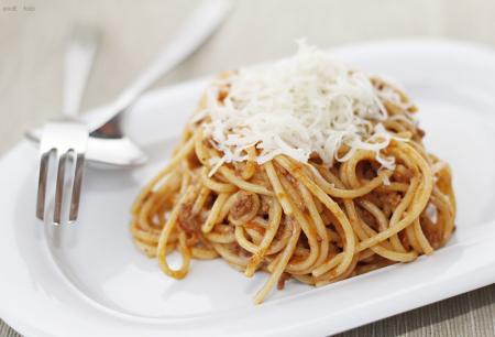 Bolognai spagetti recept