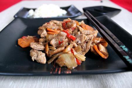 Kínai ötfűszeres csirkemell recept