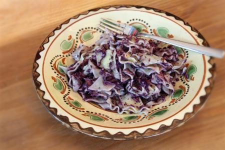 Ka-pos-tash tészta recept