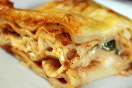 GOCK lasagna receptje
