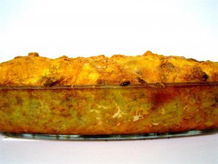 Rakott krumpli recept amerikai módra